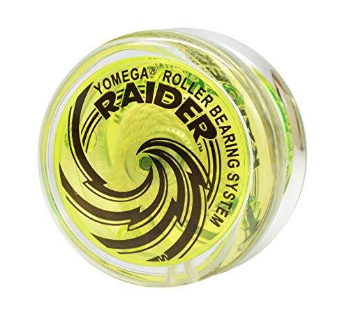 (Yomega Raider – High Performance Pro Level Yo-Yo – Green)
