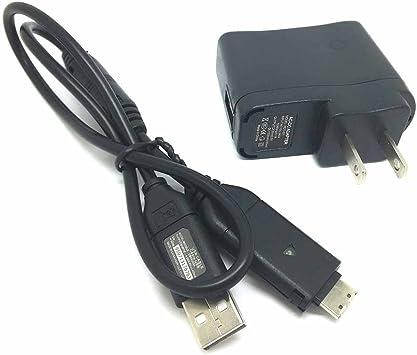 De Pared travl Casa cargador de batería para Samsung Pl210 Wb210 Sh100 Bp85a Bp-85a Bp85