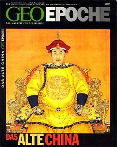 Geo Epoche 8/02: Das alte China