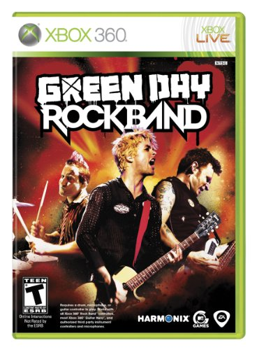 Green Day: Rock Band - Xbox 360 - Rock Band Drums 360