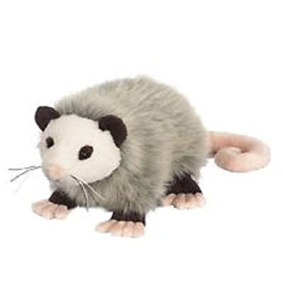 Webkinz Virtual Pet Plush - Opossum: Toys & Games