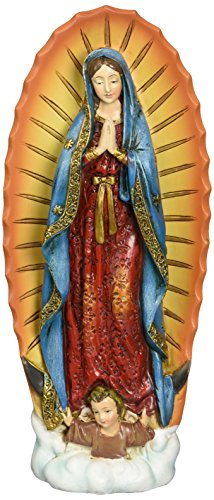Virgin Guadalupe - Renaissance Collection Joseph's Studio by Roman Exclusive Our Lady of Guadalupe Figurine, 7.25-Inch