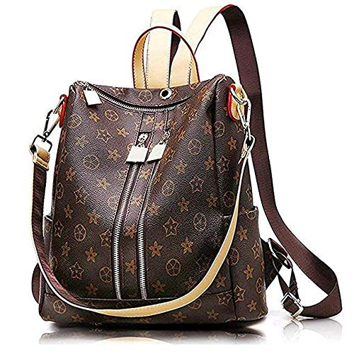 GTESCO Fashion Backpack For Women, Backpacks Purse Bag Womens Designer Leather from GTESCO