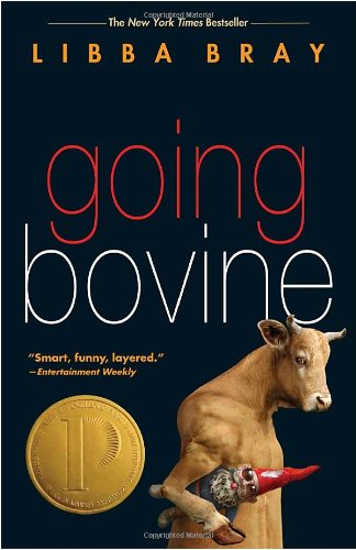 Book cover for Going Bovine