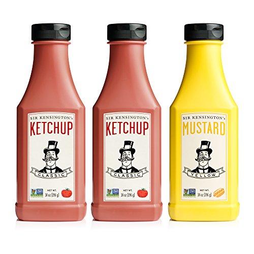 Sir Kensingtons Classic Ketchups Mustard product image