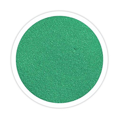 Sandsational Sparkle Emerald Green Unity Sand, 22 oz, Colored Sand for Weddings, Vase Filler, Home D
