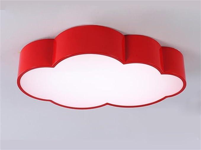 Plafoniere Per Camera Ragazzo : Fandbo creativo led nube plafoniera per ragazzi camera da letto