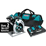 "Makita XSH01PT 18V X2 LXT Lithium-Ion (36V) Cordless 7-1/4"" Circular Saw Kit"