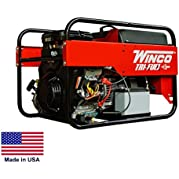 Portable Generator Tri Fuel - 9,000 Watt - 120/240V - 16 Hp Engine - Elect Start