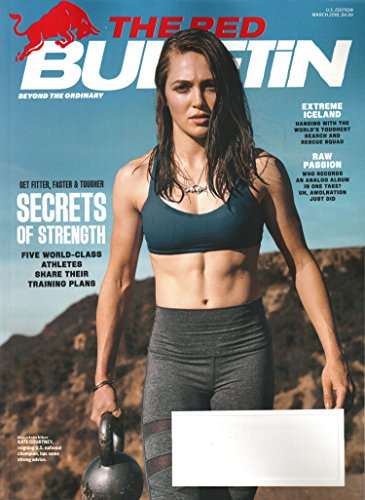 The Red Bulletin Magazine March 2018 | Kate Courtney Secrets of Strength]()