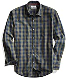 #8: Goodthreads Men's Standard-Fit Long-Sleeve Large-Scale Check Shirt