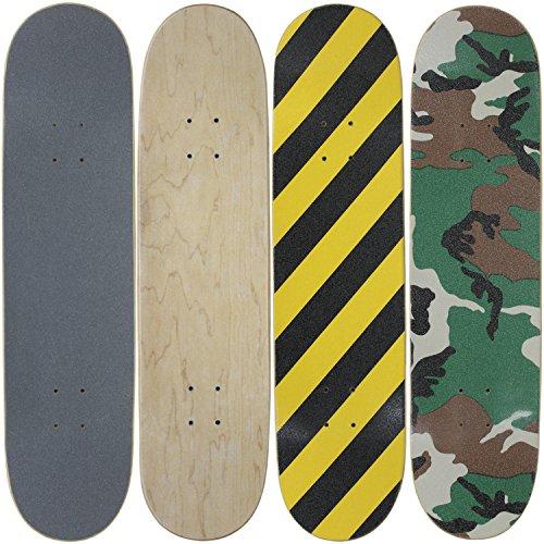 Moose 4 Blank Skateboard Decks 8.0