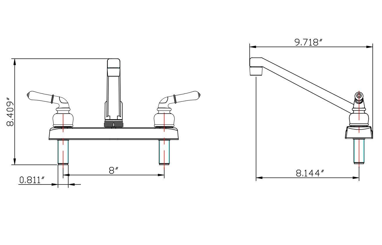 1//2 Shank Diameter SGS 32775 43LC S-Carb High Performance End Mill 6 Length Uncoated 1//2 Cutting Diameter 0.030 Corner Radius 5//8 Cutting Length 3-3//8 Reach