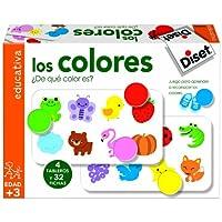Diset 63008–Los colores
