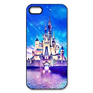 Case For Sam Sung Galaxy S5 Mini Cover Hard Back Protective-Unique Design Cute Night Scene Cartoon Disney Castle Printed Case Perfect as Christmas gift(2)