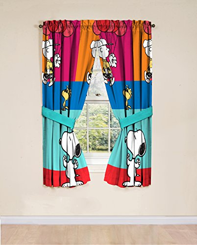 Character Curtain - Peanuts Just Be 42
