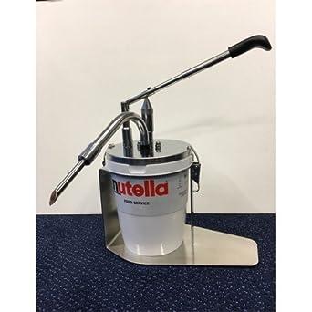 Llenado dispensador dispensador de cuchara Nutella Ferrero 3 kg RS8600: Amazon.es: Industria, empresas y ciencia