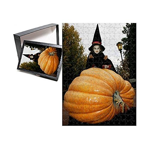 Media Storehouse 252 Piece Puzzle of Halloween-Citrouille-Insolite (13080148)