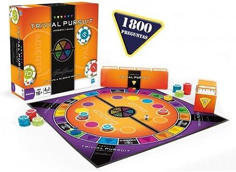 Hasbro Trivial Puesta Y GANA!!: Amazon.es: Juguetes y juegos