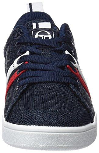 Blu Red Navy Ghibli White Sneaker Uomo Sergio Tacchini MSH 85fqxUXxYw