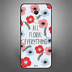 Xiaomi Redmi 5 All Floral Everything