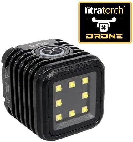 Litra Torch Drone Edition Kamera