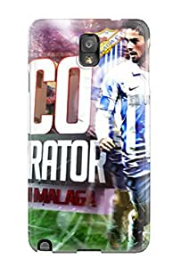 HBKIVks3652MGVkx Phone Case With Fashionable Look For Galaxy Note 3 - Isco Malaga