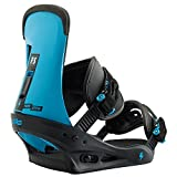 Burton Freestyle Snowboard Bindings Cobalt Blue Sz L (10+)