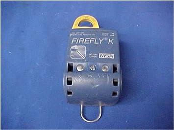 Amazon.com: MSA Firefly K Sistema de seguridad de alarma ...