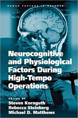 Book Neurocognitive and Physiological Factors During High-Tempo Operations (Human Factors in Defence)
