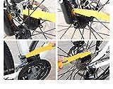 Smaman Bicycle Cleaning Tools Set (8pcs), Bike