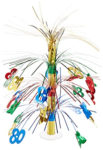 80 Cascade Centerpiece (multi-color) Party Accessory  (1 count) (1/Pkg)]()