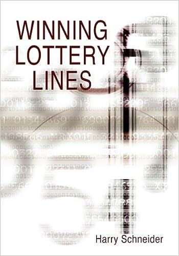 Winning Lottery Lines