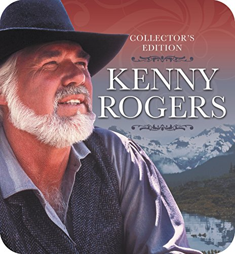 Price comparison product image KENNY ROGERS, 3 CD Box Set (Limited Edition Tin)