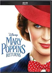 The magic continues in Disney's classic as Mary Poppins (Emily Blunt) helps the Banks family remember the joy of being a child. Together with her friend Jack the lamplighter (Lin-Manuel Miranda), fun is brought back to the streets of London i...
