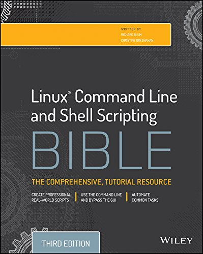 Oracle Shell Scripting Book