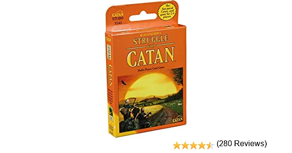 Struggle for Catan: Amazon.es: Juguetes y juegos