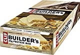 CLIF BAR BUILDER BAR,VAN ALMOND, 2.4 OZ