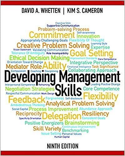 Amazon Com Developing Management Skills 9th Edition