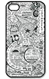 E Shine Custom Design 1D One Direction Quote Phone Case For Samsung Galaxy S2 S3 S4 S5 Mini Note2 3 4 Iphone4 5S 5C 6 Plus Ipod Touch4 5