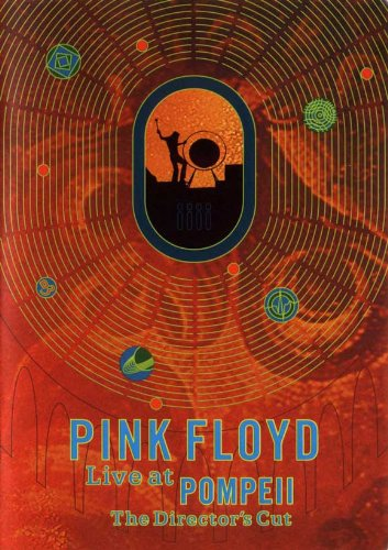 Pink Floyd: Live at Pompeii Poster Movie David Gilmour Nick Mason Roger Waters Richard
