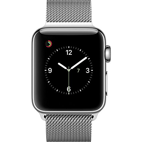 Apple Watch Gen 2 Series 2 38mm Stainless Steel - Milanese Loop MNP62LL/A