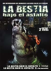 La Bestia Bajo El Asfalto I+ Ii [DVD]