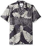 #7: 28 Palms Men's Standard-Fit 100% Cotton Tropical Hawaiian Shirt