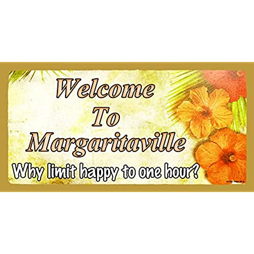 Margaritaville Signs: Amazon.com