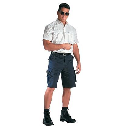 Amazon.com  Rothco EMT Shorts - Navy Blue  Sports   Outdoors 6d542a402ff