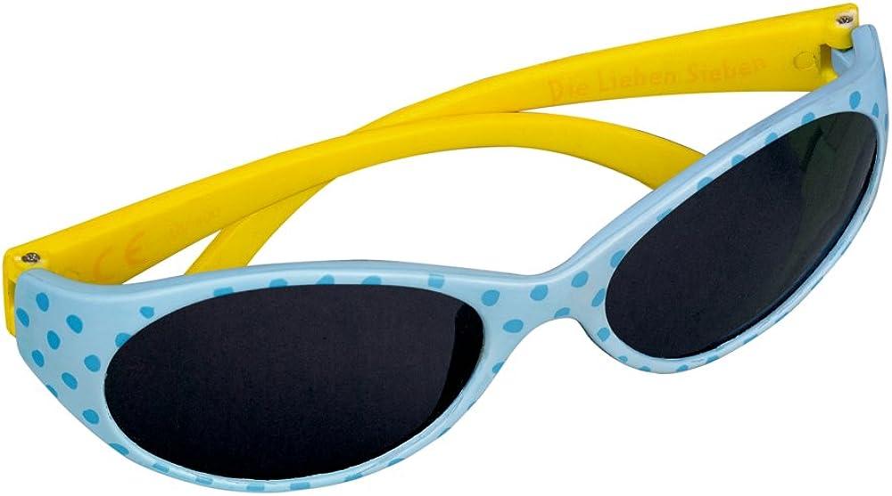 Filterkategorie 3 blau//gelb starke T/önung Spiegelburg Kinder Sonnenbrille 100/% UV-Schutz