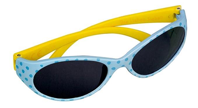 Spiegelburg Kinder Sonnenbrille 100% UV-Schutz. Filterkategorie 3: starke Tönung (blau/grün) JSYN4fOz4