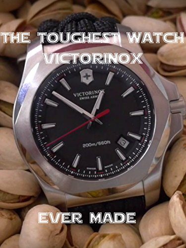 The Toughest Watch Victorinox Ever Made on Amazon Prime Video UK