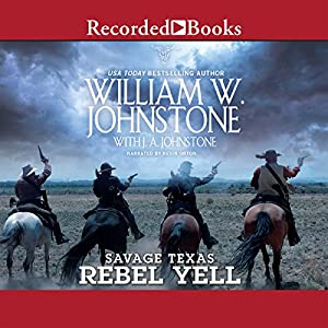Savage Texas Audiobook